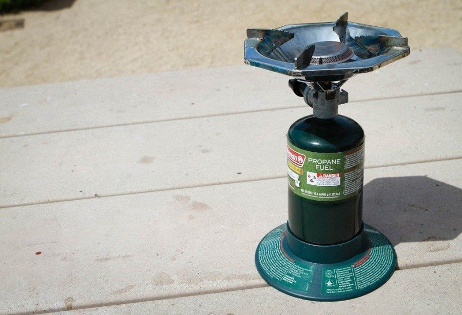 Coleman Bottle Top Camping Stove Review