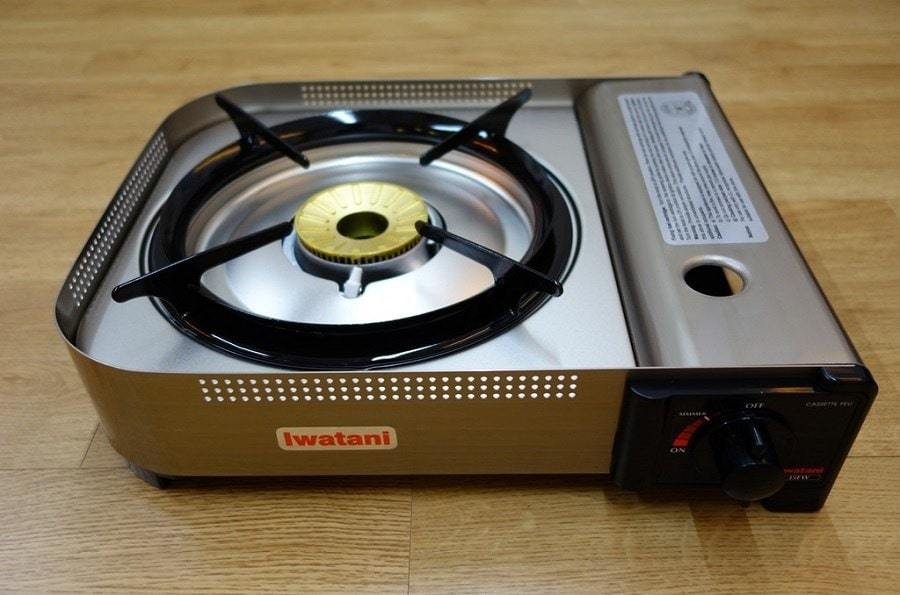 Iwatani Portable Camping Stove Review