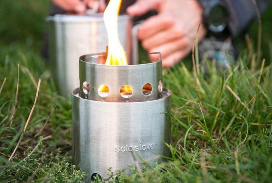 The Compact Solo Stove Titan Review