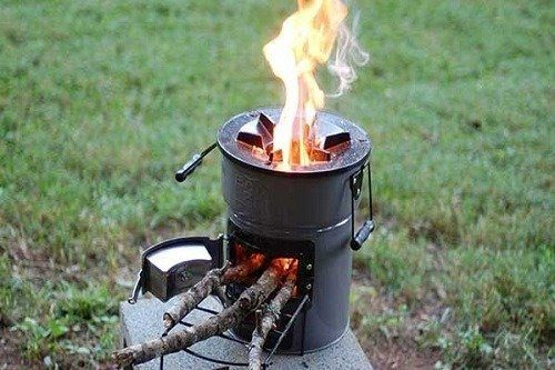 Natural Solid Fuel