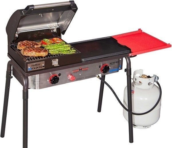 Camp Chef Big Gas 3 Burner Grill