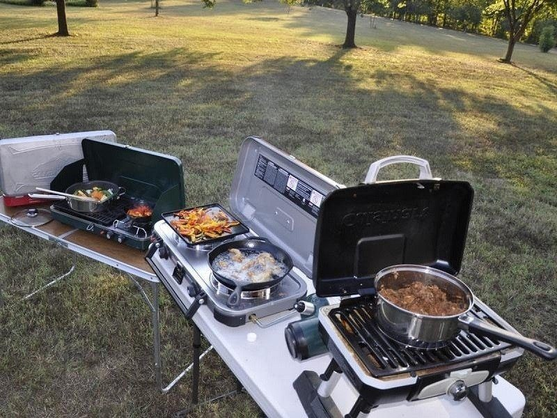 The Best Camping Grill To Up-Level Your Next Adventure