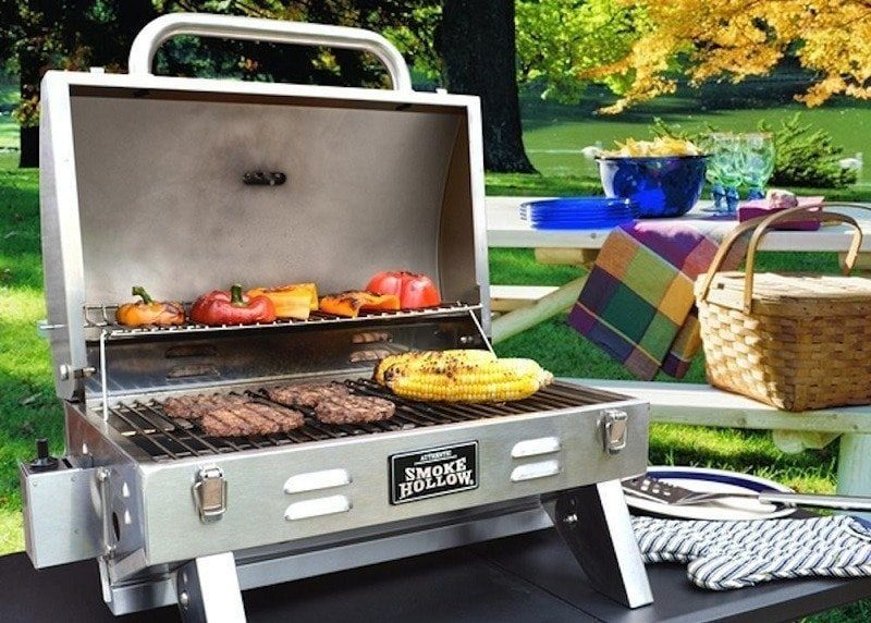 Smoke Hollow 205 Gas Grill Review