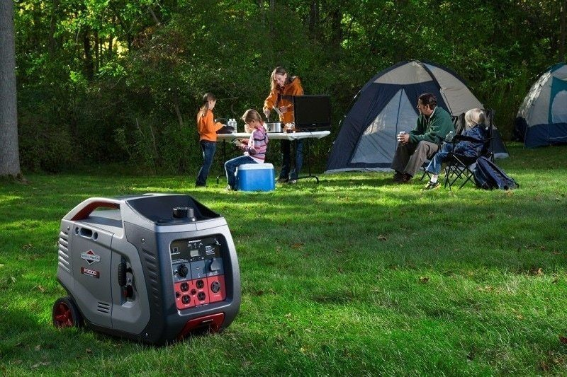 Buying The Best Generator For Camping