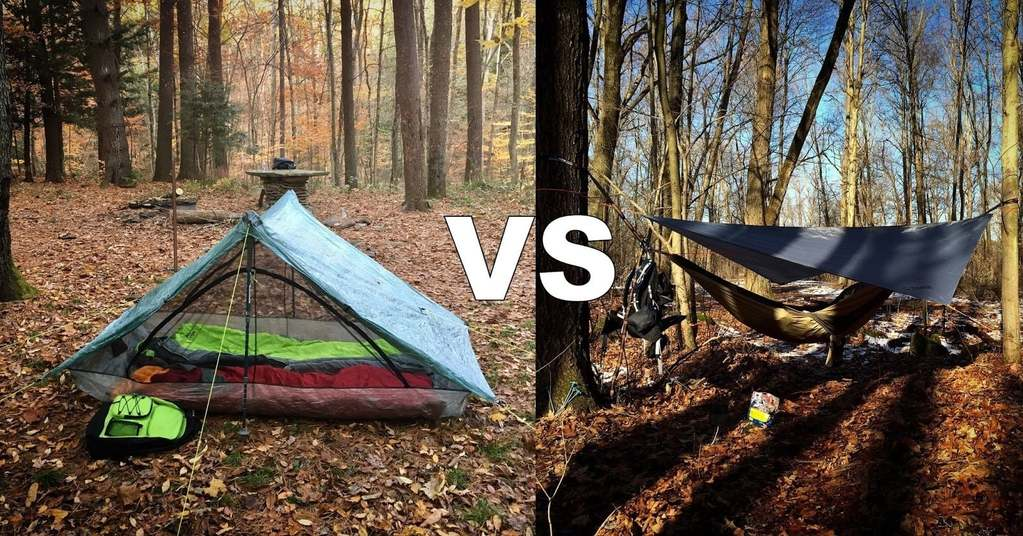 Tent Vs. Hammock: Which Is The Better Option For Campers?